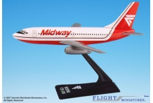 Midway Boeing 737-200 1:180