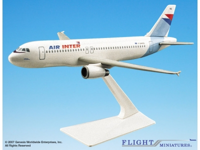 Air Inter Airbus A320-200 1:200