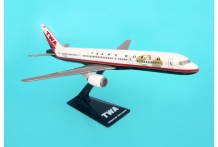 TWA Trans World Boeing 757-200 1:200