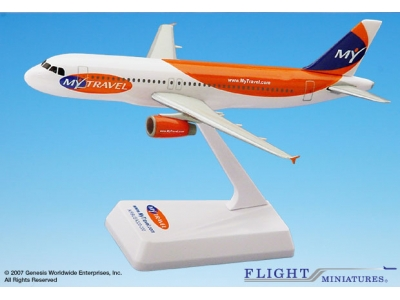 MyTravel Airbus A320-200 1:200