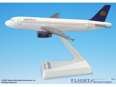 Airworld Airbus A320-200 1:200