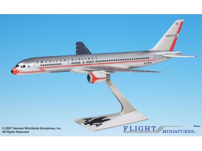 "American Airlines Boeing 757-200 ""Astrojet"" 1:200"
