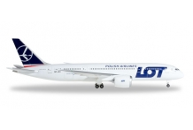 LOT Polish Airlines Boeing 787-8 1:500