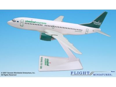 Channel Express Boeing 737-300 1:200
