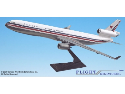China Airlines McDonnell Douglas MD-11 1:200