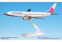 China Airlines Boeing 737-800 1:200