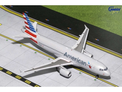 American Airbus A320-200 1:200