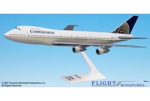 Continental Boeing 747-200 1:250