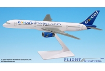 Excel Airways Boeing 757-200 1:200
