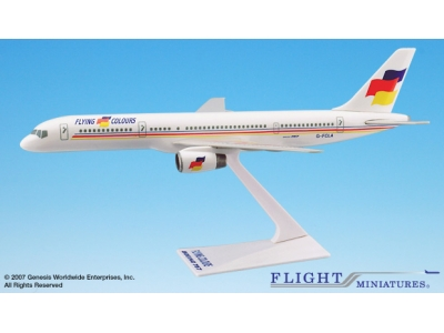 Flying Colours Boeing 757-200 1:200