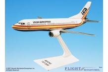 Inter European Boeing 737-300 1:180