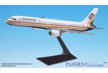 Inter European Boeing 757-200 1:200