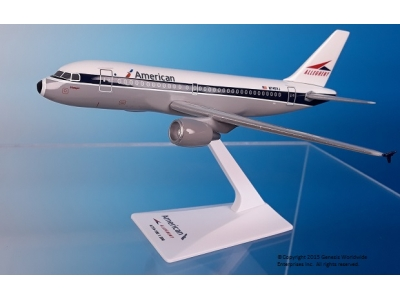 "American Airlines Airbus A319-100 ""Allegheny"" 1:200"