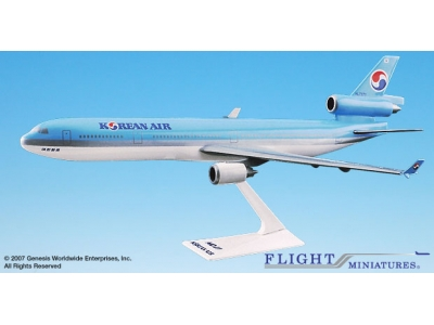 Korean Air McDonnell Douglas MD-11 1:200