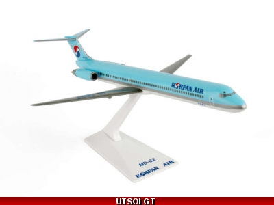 Korean Air McDonnell Douglas MD-82 1:200
