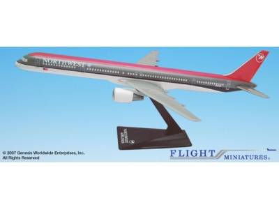 Northwest Boeing 757-300 1:200
