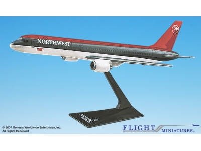 Northwest Boeing 757-200 1:200