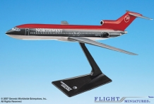 Northwest Boeing 727-200 1:200