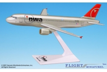NWA Northwest Airlines Airbus A320-200 1:200