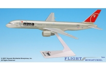 NWA Northwest Airlines Boeing 757-200 1:200