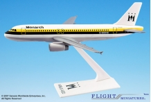 Monarch Airbus A320-200 1:200