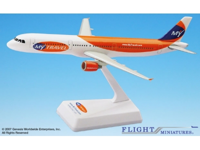 MyTravel Airbus A321-200 1:200