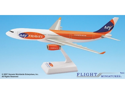 MyTravel Airbus A330-200 1:200