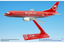New York Air Boeing 737-300 1:180