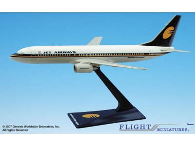 Jet Airways Boeing 737-800 1:200