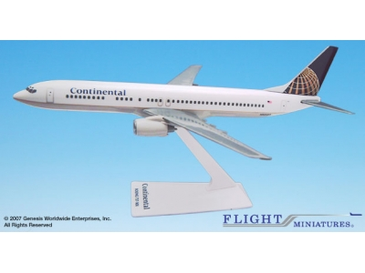 Continental Boeing 737-900 1:200