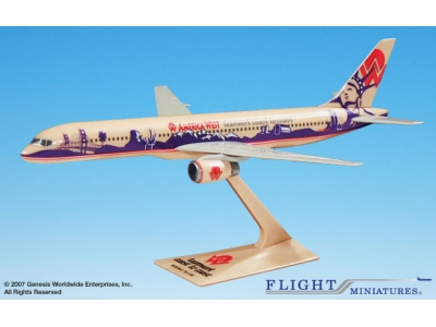 "America West Boeing 757-200 ""Teamwork"" 1:200"
