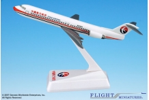 China Eastern Fokker 100 1:200