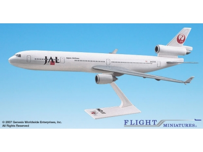 Japan Airlines McDonnell Douglas MD-11 1:200