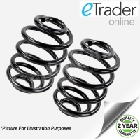 Ford Fiesta MK6 Rear Coil Springs