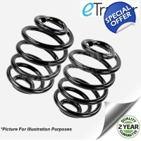 Ford Fiesta MK6 Front Coil Springs