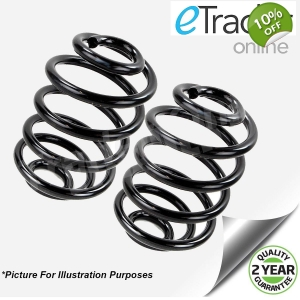 Rear Coil Springs Ford Fiesta MK6