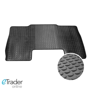 Citreon Relay Rubber Mat 2006 Onwards 1 Piece