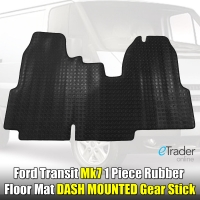 Ford Transit MK7 One Piece Rubber..