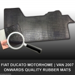 Fiat Ducato One Piece Rubber..