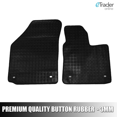 Volkswagen VW Caddy Van Rubber Mats 2005-2015