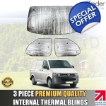 VW T5 Thermal Blinds Van Cam..