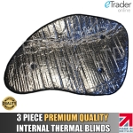 Citroen Relay 1994-2003 Thermal Blinds Internal Luxury Blind Cover
