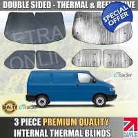 VW Transporter T4 Internal Thermal Blinds
