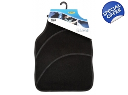 Ring Carpet Shield 1000 car mat set Black