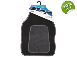 Ring Carpet Shield 3000 Car mat set Grey
