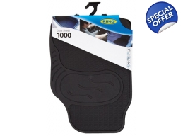 Ring Dura Shield 1000 Car Mat Set Black