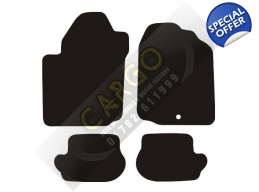 Ford KA 1996-2008 Set of Tailored Car Mats.