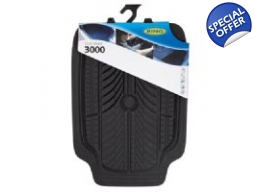 Ring Dura Shield  3000 Car Mat Set Black