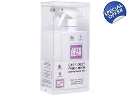 Autoglym Cabriolet Hood Cleaning Kit