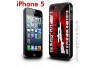 IPHONE 5 CASE - ZOMBIE APOCALYPSE
